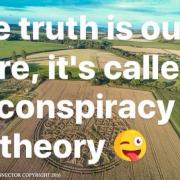 Why NOT believing in Conspiracies is a Sure Sign of Mental Retardat...
