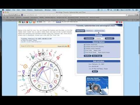 Guitaoist - Read Your BirthChart & Horoscope in 11 Minutes