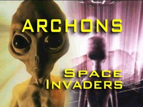 UFOTV - The Archons - Alien Invaders From Space