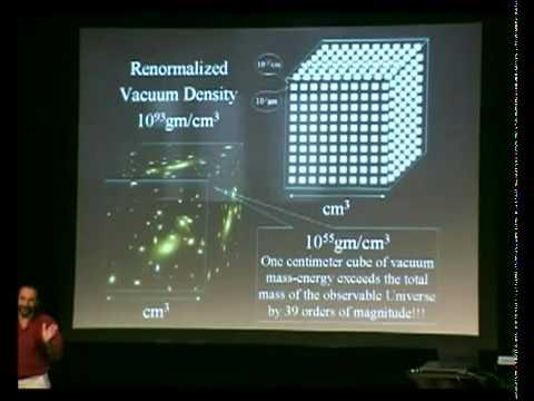 Nassim Haramein - Sacred Geometry & Unified Fields