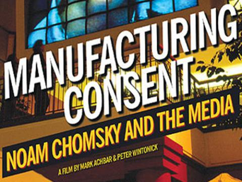 Noam Chomsky and The Media - Manufacturing Consent
