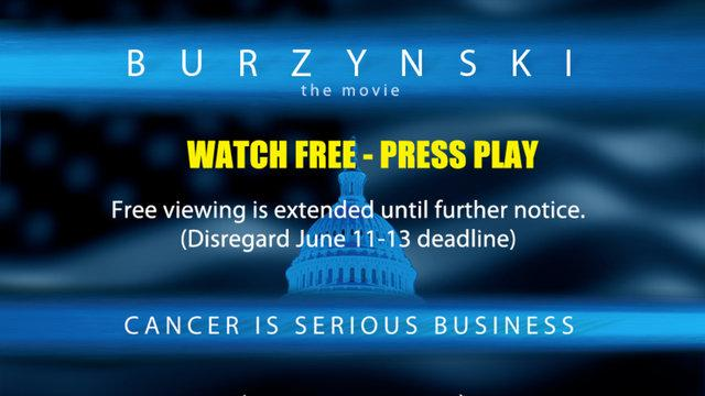 Eric Merola - Burzynski: Cancer Is Serious Business