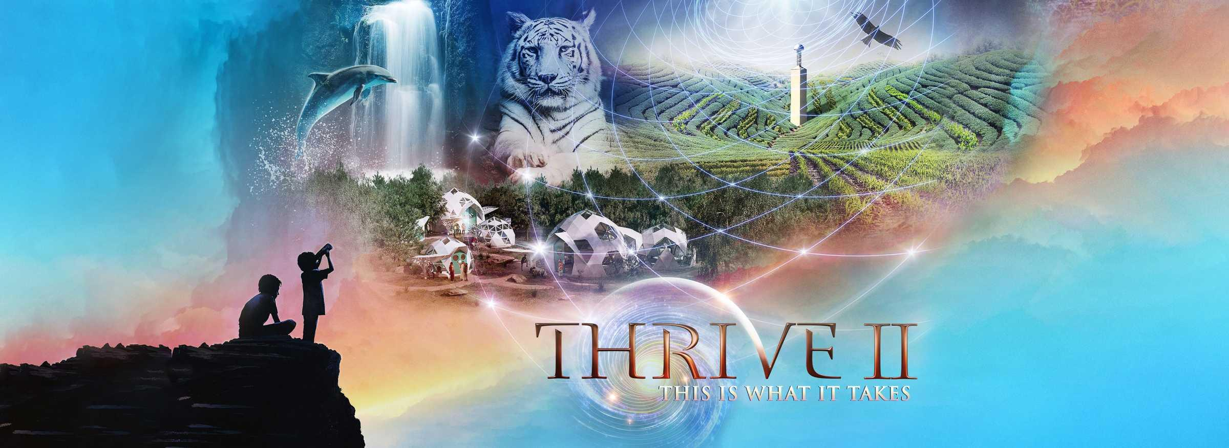 (Official Trailer) THRIVE II: This Is What It Takes