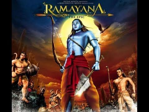 Ancient Sanskrit Writings - Ramayana - The Epic