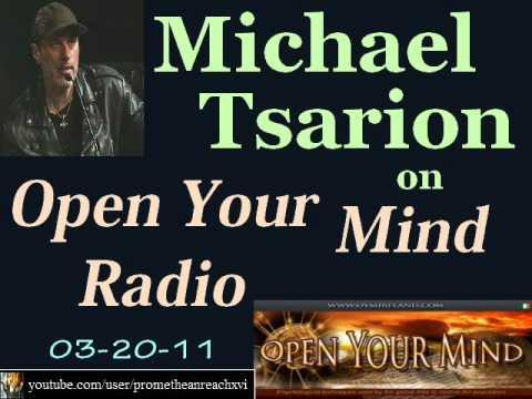 Michael Tsarion - Open Your Mind Interview 03-20-11