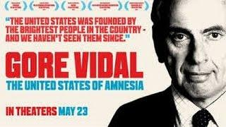 Gore Vidal: The United States of Amnesia (2015)