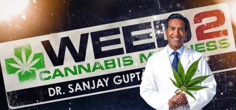 Weed 2 - CBD Hemp Oil Special - Dr. Sanjay Gupta Reports (2014)