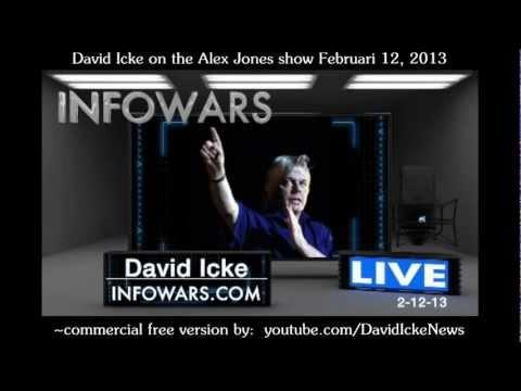 Infowars with Alex Jones - New David Icke Full Interview 2-12-2013