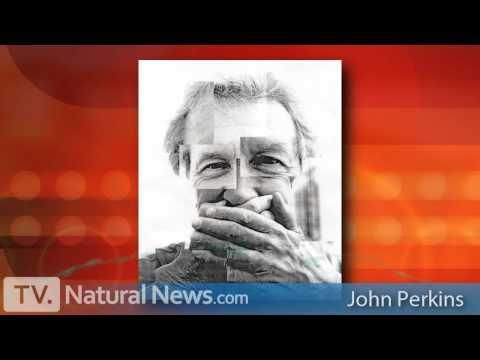 Health Ranger - Interview with John Perkins, former Economic Hitman, about 2012, government corrupti