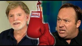 David Duke Exposes Alex Jones as a Zionist Shill